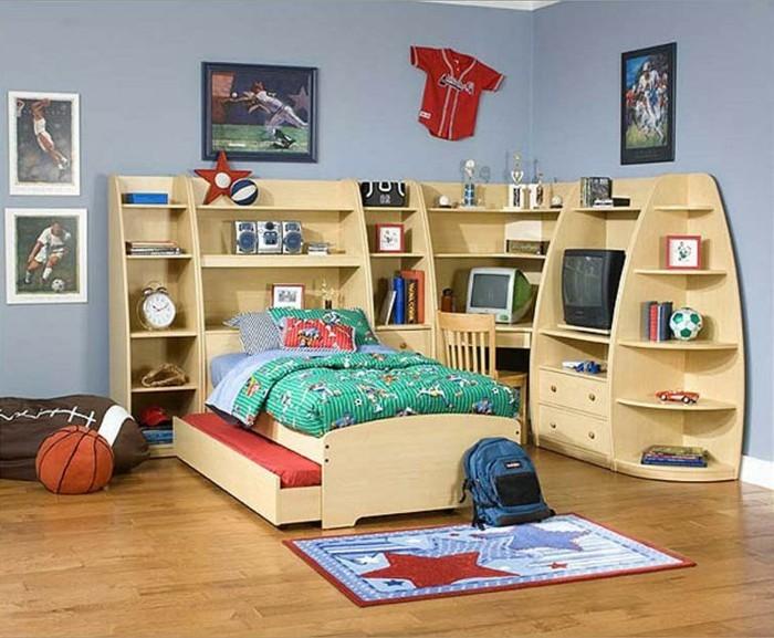 Kinderzimmer-gestalten-für-kleinen-Sportler