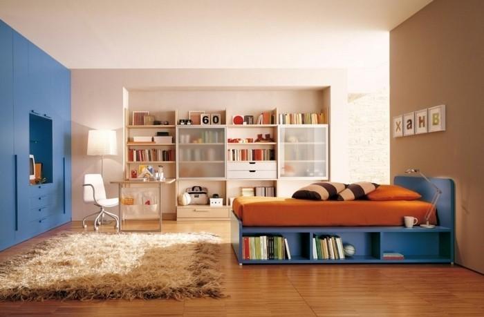Kinderzimmer-gestalten-mit-vielen-Büchern