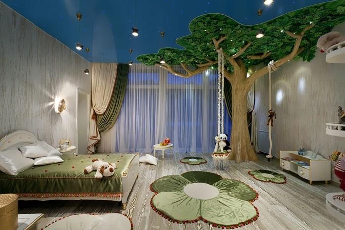 Kinderzimmergestaltung-wie-ein-echter-Baum-wächst-dort