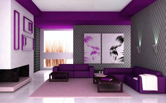 Lila Zimmer ~ Alles über Wohndesign und Möbelideen