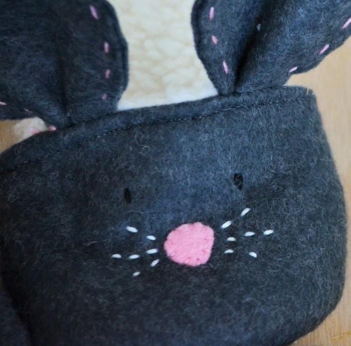 Mäuse-basteln-und-als-Pantoffeln-benutzen
