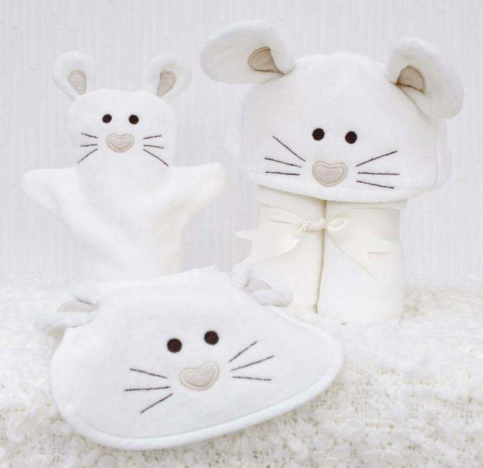 Mäuse-basteln-weiß-wie-Schnee