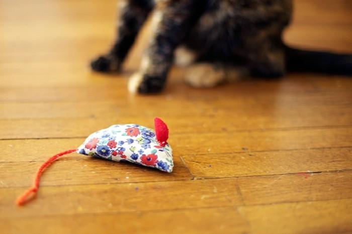 Maus-basteln-für-die-Katze
