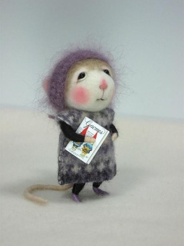 Maus-basteln-mit-Winter-Kleidung