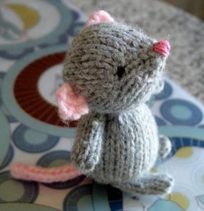 Maus-basteln-und-selbst-häkeln