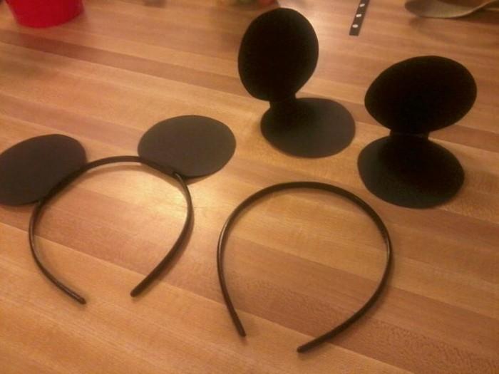 Mickey-Mouse-Ohren-zum-Fashing