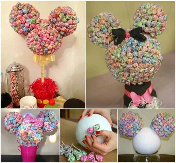 Micky-Maus-Ohren-aus-Süßigkeiten