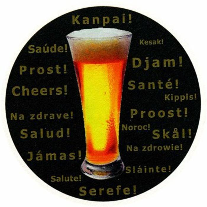 Oktoberfest-Artikel-Bierdeckel-Prost