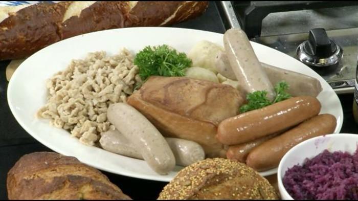 Oktoberfest-Gerichte-die-verschiedenen-Würstchen