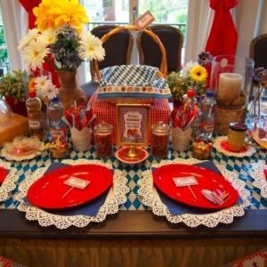 Oktoberfest Deko für eine thematische Feier