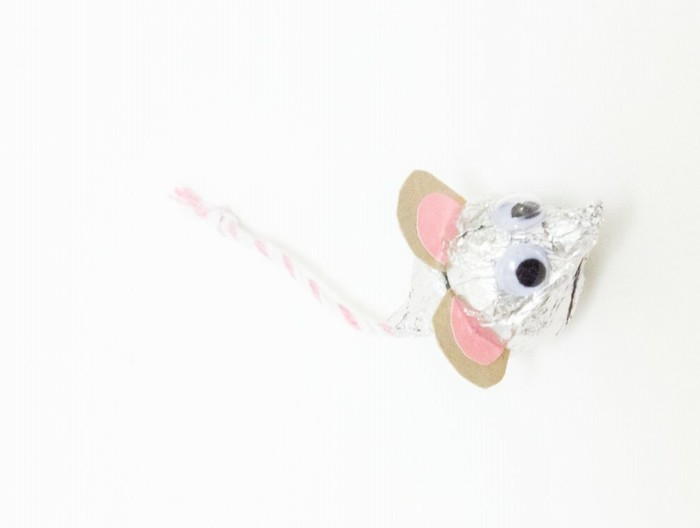 Origami-Maus-falten-aus-Papier