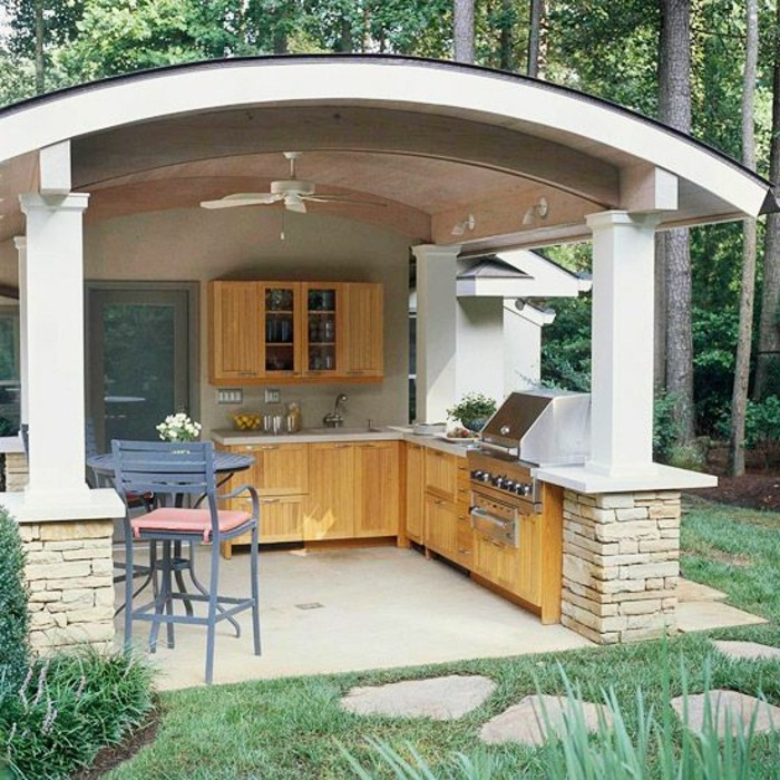 Patio And Outdoor Kitchen Designs