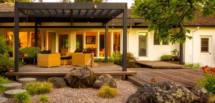Pergola Im Garten Ruckzugsort Bluhend ~ Wohndesign und Möbel Ideen