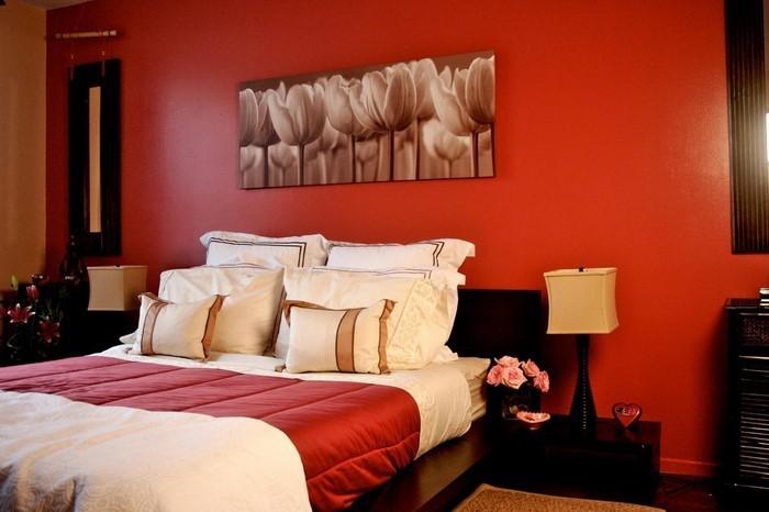 Rotes-Schlafzimmer-Design-Ein-kreatives-Design