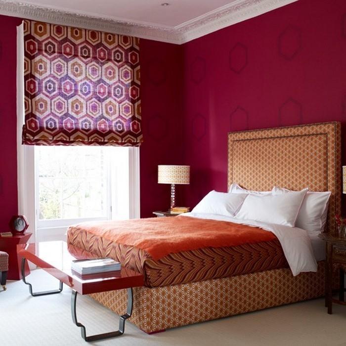 Rotes-Schlafzimmer-Design-Ein-tolles-Design