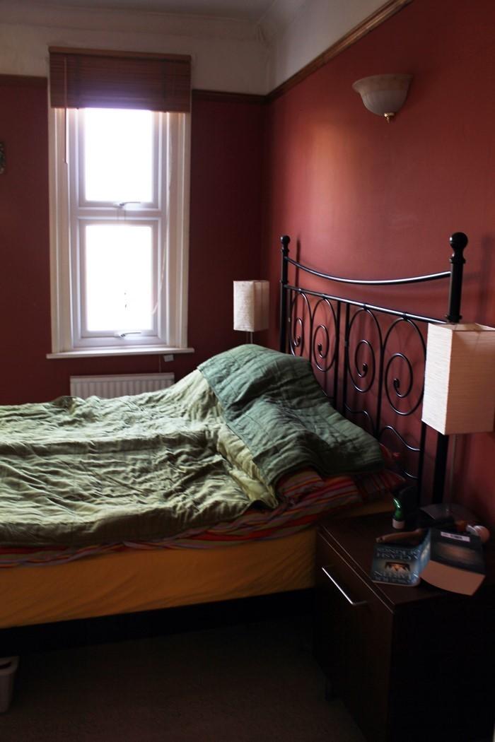 Gut Schlafzimmer Gestalten Rot