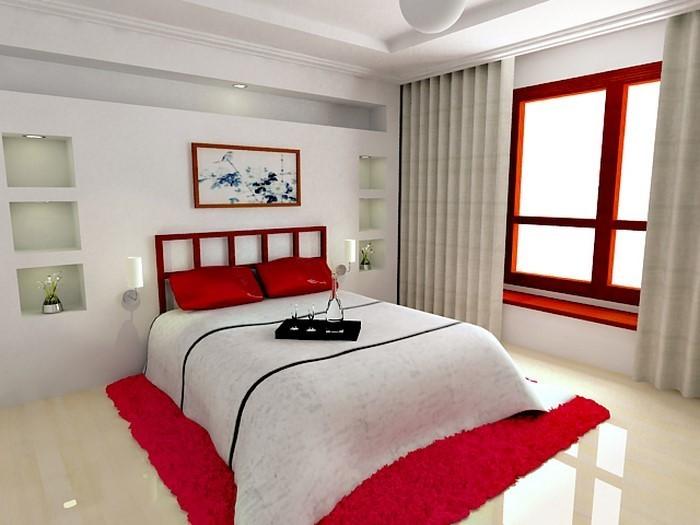 Rotes-Schlafzimmer-Design-Eine-kreative-Entscheidung