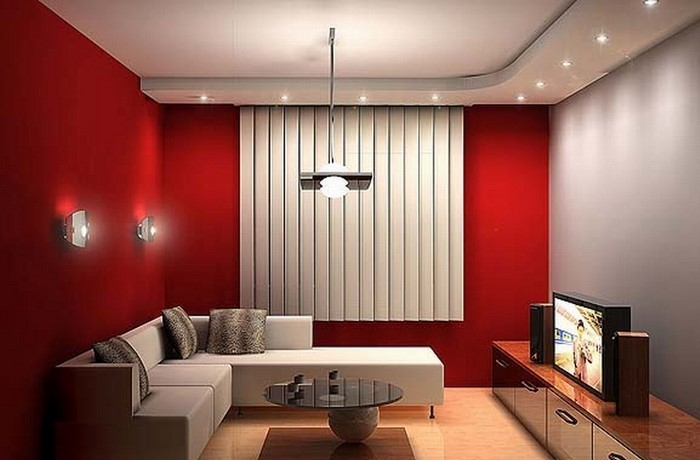 Rotes-Schlafzimmer-Design-Eine-moderne-Ausstattung