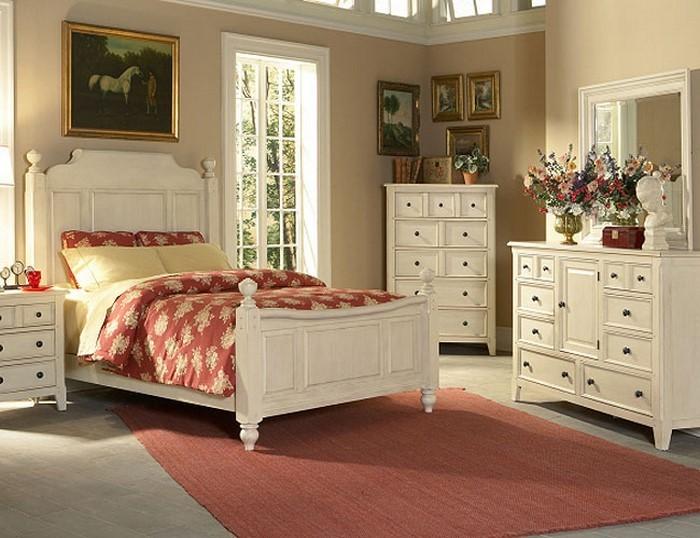 Rotes-Schlafzimmer-Design-Eine-super-Deko