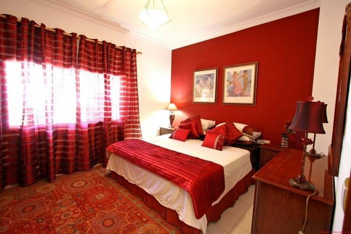 Rotes-Schlafzimmer-Design-Eine-tolle-Gestaltung