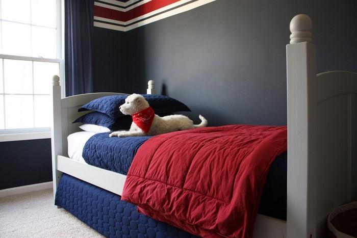 Rotes-Schlafzimmer-Design-Eine-wunderschöne-Ausstattung