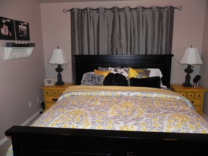 Schlafzimmer-Ideen-mit-Grau-Ein-außergewöhnliches-Design