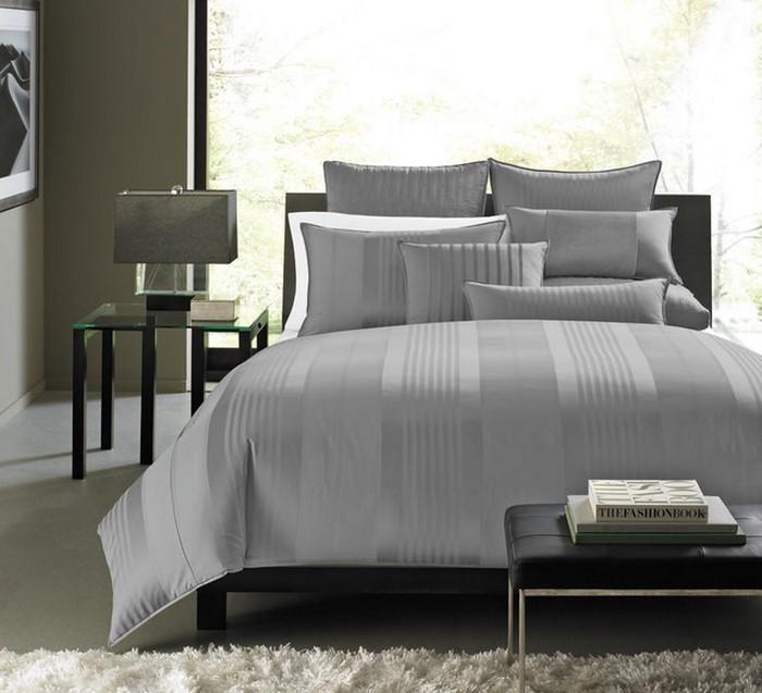 Schlafzimmer-Ideen-mit-Grau-Ein-modernes-Interieur