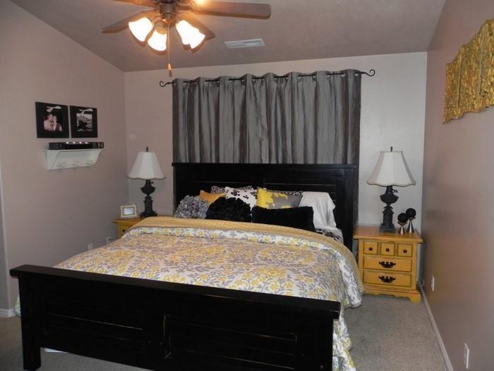 Schlafzimmer-Ideen-mit-Grau-Eine–coole-Entscheidung