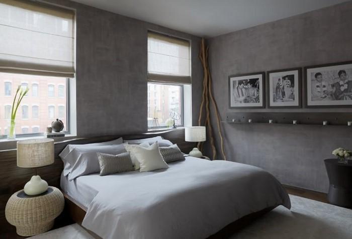 Schlafzimmer-Ideen-mit-Grau-Eine-außergewöhnliche-Ausstattung