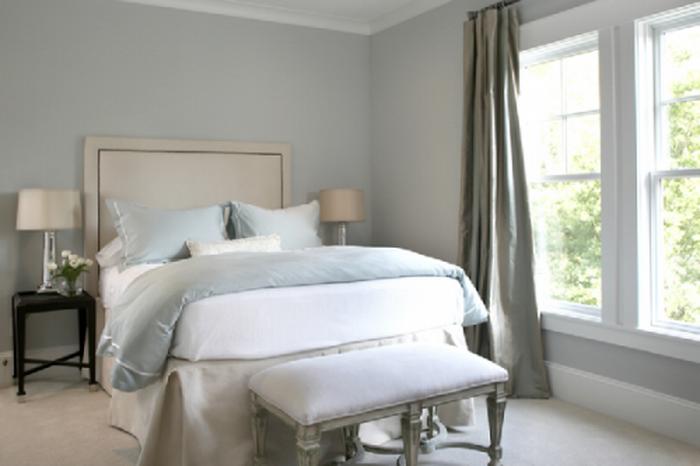 Schlafzimmer-Ideen-mit-Grau-Eine-coole-Еinrichtung