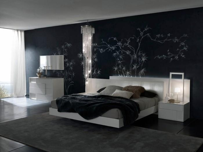 Schlafzimmer-Ideen-mit-Grau-Eine-coole-Ausstattung