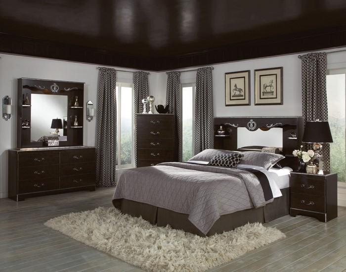 Schlafzimmer-Ideen-mit-Grau-Eine-coole-Ausstrahlung