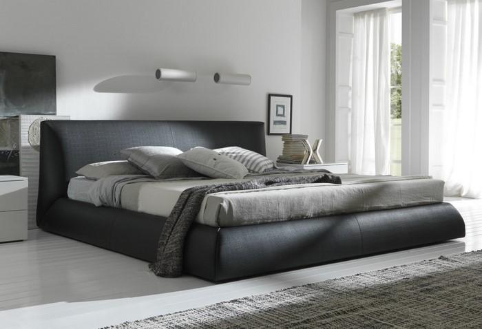 Nice Schlafzimmer Deko Grau Photos >> Wandfarbe Schlafzimmer ...