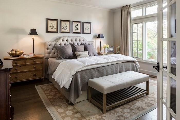 Schlafzimmer-Ideen-mit-Grau-Eine-kreative-Ausstrahlung