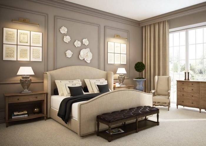 Schlafzimmer-Ideen-mit-Grau-Eine-tolle-Entscheidung