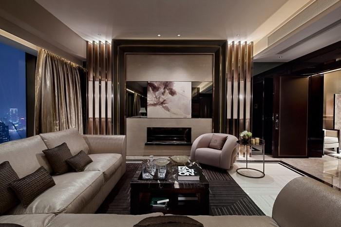 schlafzimmer braun gestalten 81 tolle ideen. Black Bedroom Furniture Sets. Home Design Ideas