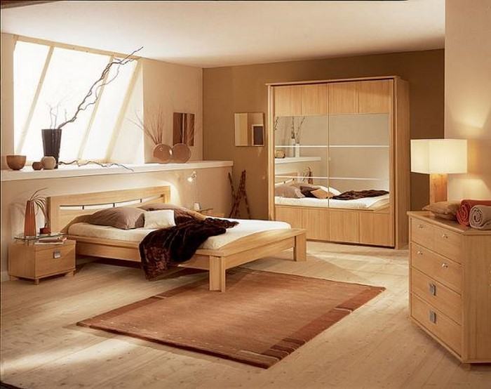 schlafzimmer ideen braun. Black Bedroom Furniture Sets. Home Design Ideas