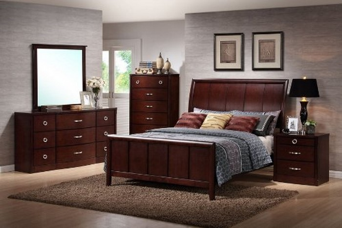 Schlafzimmer-braun-Eine-außergewöhnliche-Ausstattung