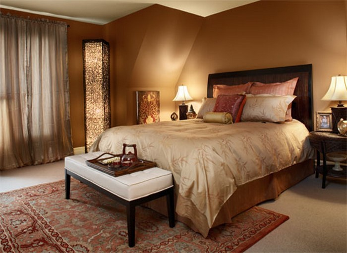 Schlafzimmer Braun Lila ~ Ideen Für Die Innenarchitektur Ihres Hauses Schlafzimmer Ideen Braun Lila