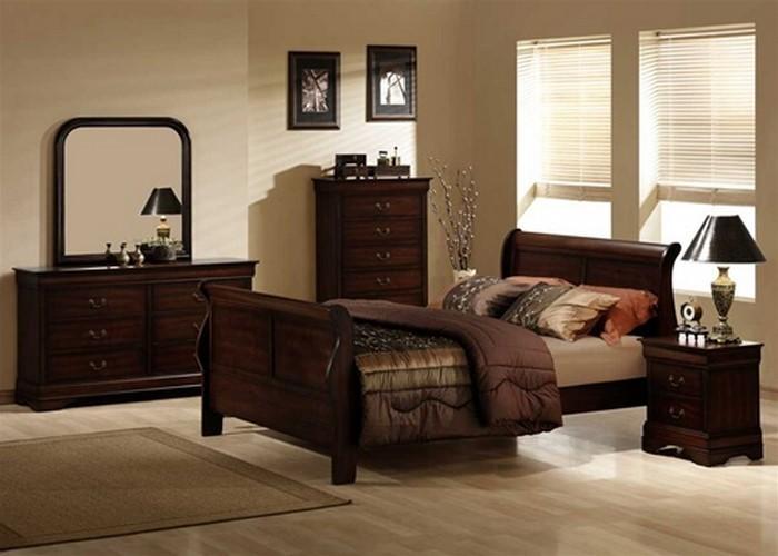 schlafzimmer braun gestalten: 81 tolle ideen - Schlafzimmer Design Braun