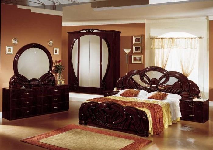 Schlafzimmer-braun-Eine-kreative-Entscheidung