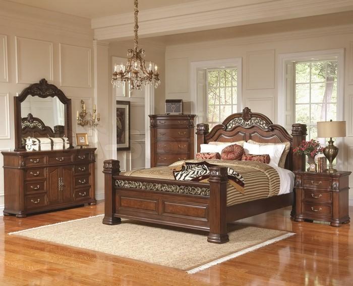 Schlafzimmer-braun-Eine-verblüffende-Gestaltung