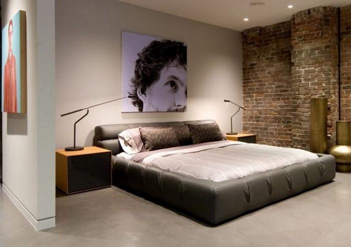 Schlafzimmer-braun-Eine-wunderschöne-Atmosphäre