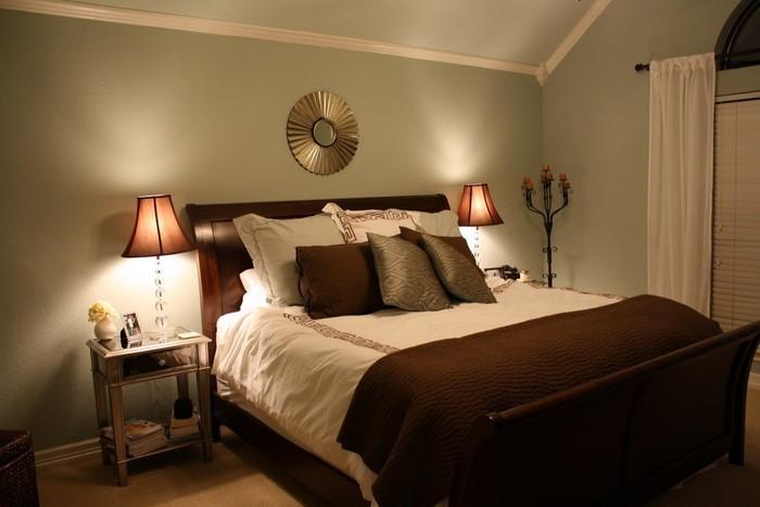 Schlafzimmer-braun-Eine-wunderschöne-Ausstrahlung
