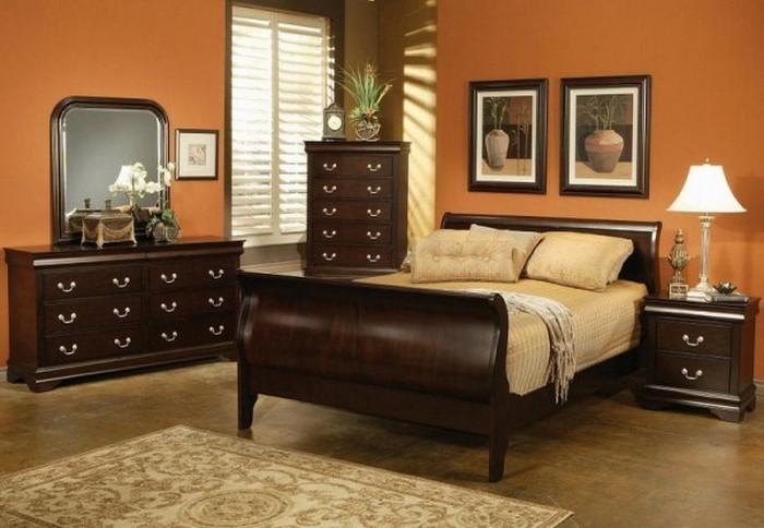 Schlafzimmer-braun-Eine-wunderschöne-Gestaltung