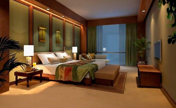 Schlafzimmer-farblich-gestalten-mit-Gelb-Ein-kreatives-Interieur