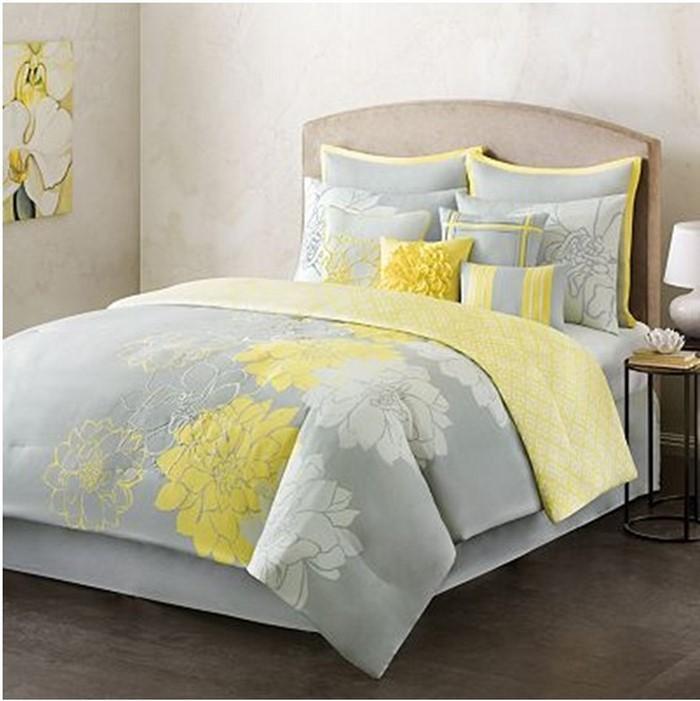 Schlafzimmer-farblich-gestalten-mit-Gelb-Ein-modernes-Interieur