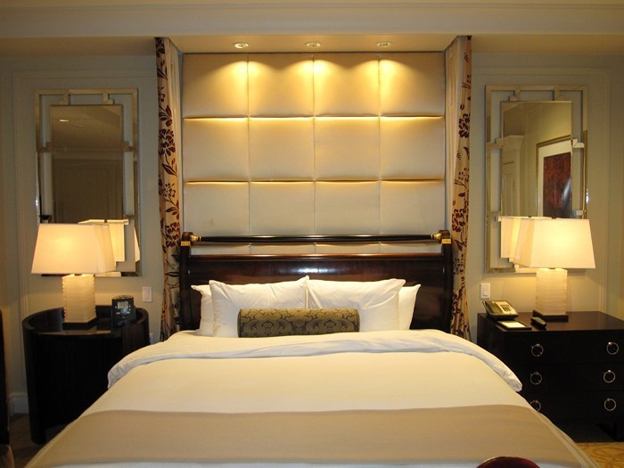 Schlafzimmer Farblich Gestalten: 69 Wohnideen Mit Der Farbe Gelb! Schlafzimmer Farbig Gestalten