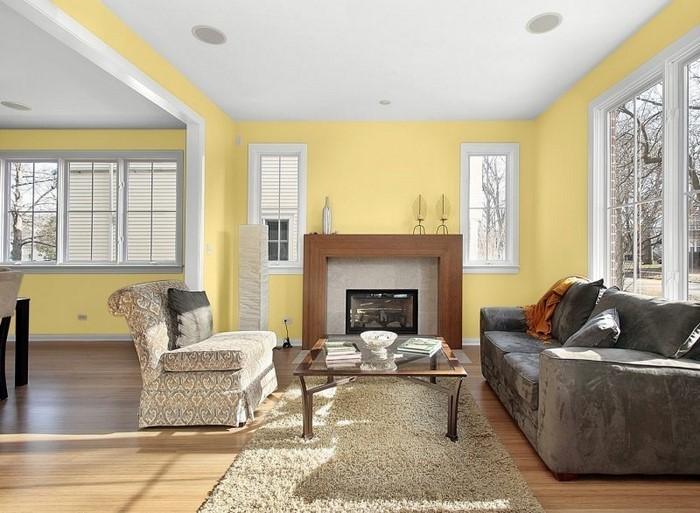 Schlafzimmer-farblich-gestalten-mit-Gelb-Eine-coole-Dekoration