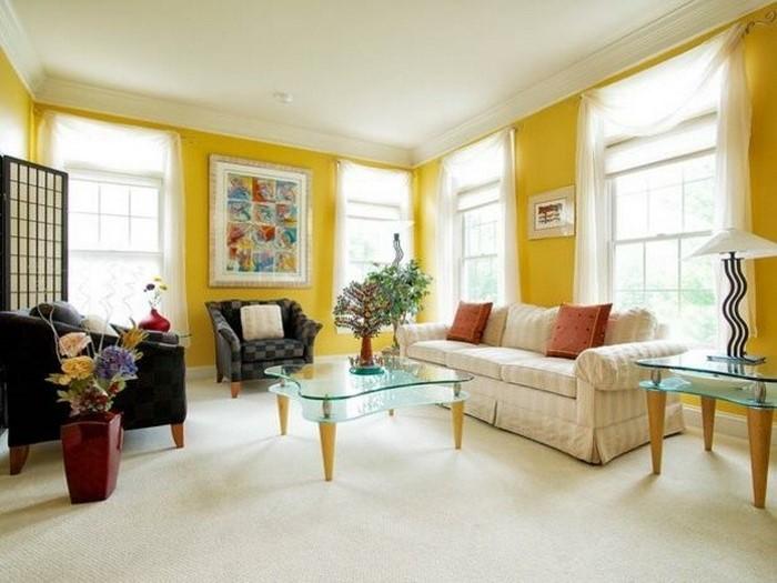 Schlafzimmer-farblich-gestalten-mit-Gelb-Eine-moderne-Ausstrahlung